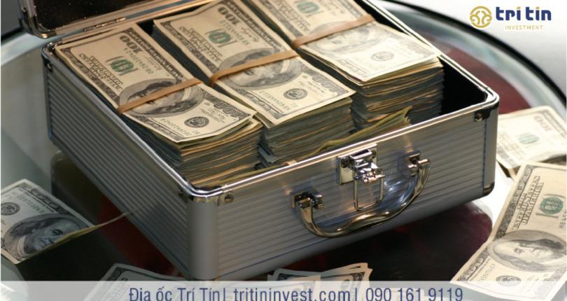 MẤT BAO LÂU ĐỂ TIẾT KIỆM ĐƯỢC TRIỆU USD